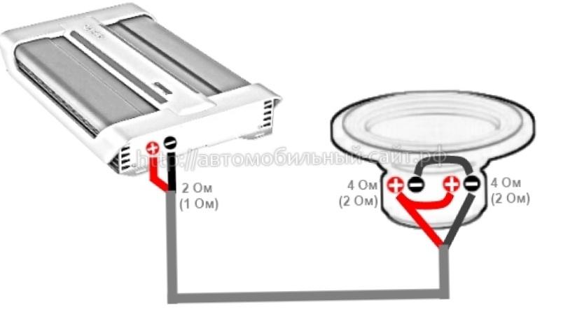 Как подключить сабвуфер к