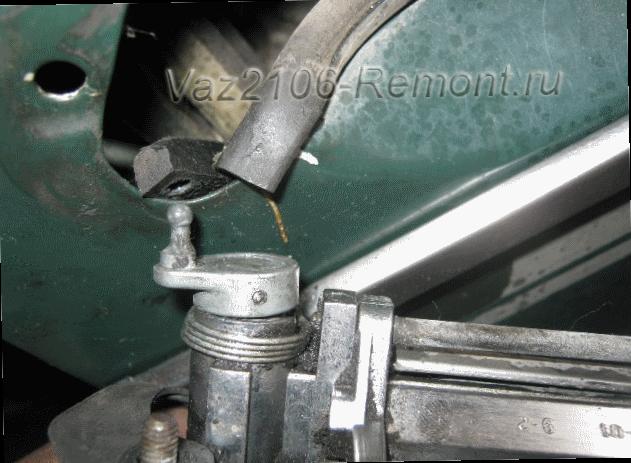 Как поменять личинки в замке ваз 2106