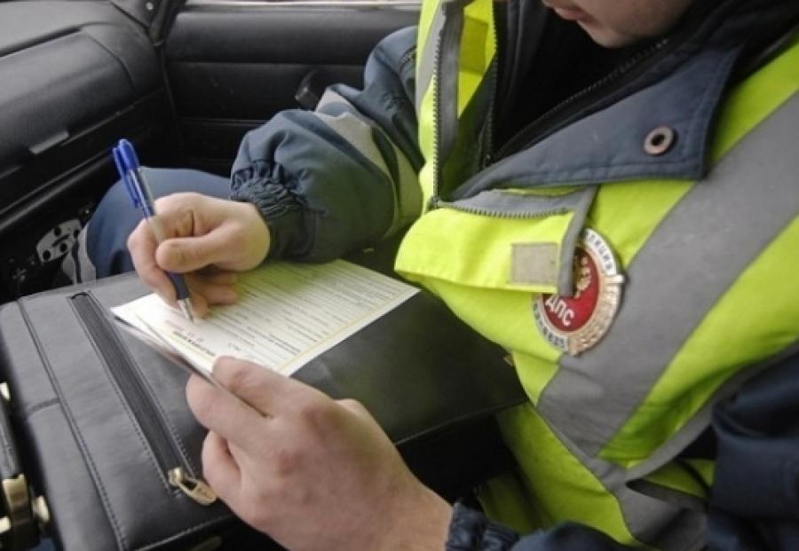 штрафы гибдд за лишение прав 2012 некоторых вещах