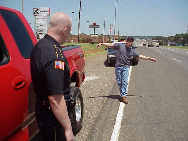 Действия водителя при проверке на алкоголь сотрудником ГИБДД